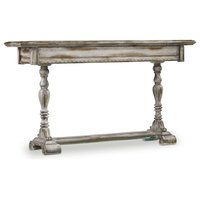 Hooker Furniture 5853-85001 60 Inch Long Hardwood Console Table from the Chatel