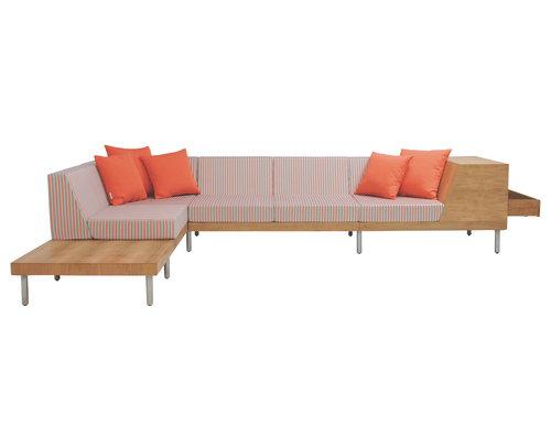 Tiempo By Janus Et Cie.   Outdoor Lounge Furniture
