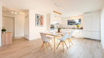 Un appartement moderne de 2 chambres en Suisse