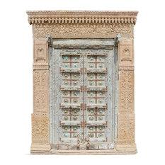 Antike Tür Aus Rajasthan   Haustüren