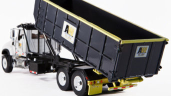 Toilet & Dumpster Rental in Airdrie Canada
