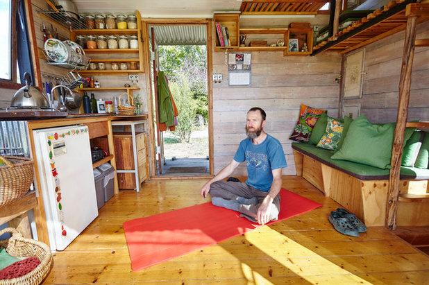 Visite Prive La Belle Vie Dans Une Tiny House De 10 M En Australie