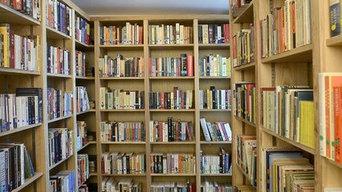 Under Copse Cottage Library