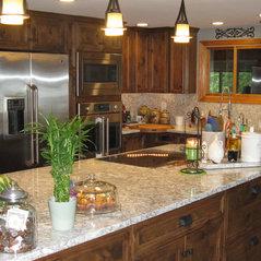 Lac Du Flambeau, WI. Kitchen Remodel 2
