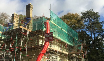 Recent Scaffold work in Southampton and surroundings areas
