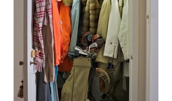 Old Fur in the Closet