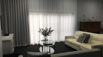 sheer and blockout curtains swave