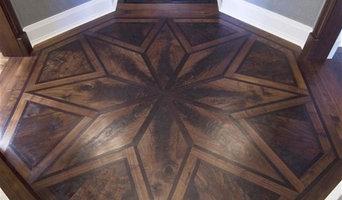 Wood Medallions & Parquet floor