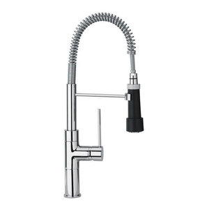 Piralla Cox Single Lever Magnetic Kitchen Tap, Chrome
