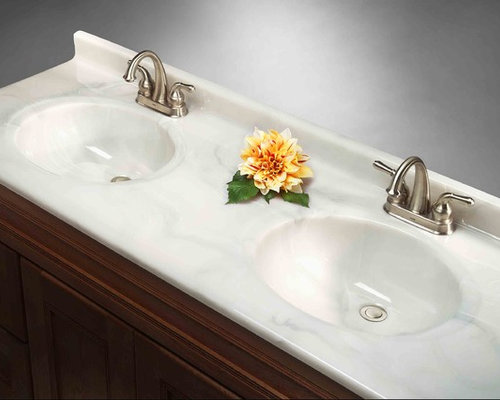 Imperial Satin Stone Vanity Top