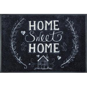 Chalky Home Door Mat, 75x50 cm