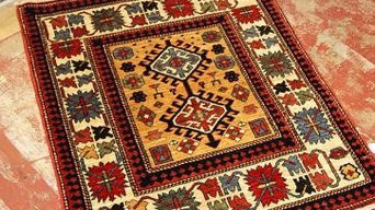 Geometric Village Rugs