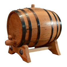 American Oak Barrel, 10 Liters