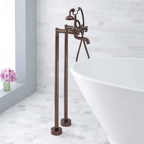 kohler for tub you idea stand with freestanding roman your handle bathroom best faucets faucet modern