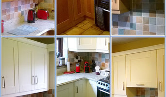 Hand Painted Kitchens Limerick
