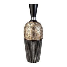 Gold Max Decorative Vase, Large