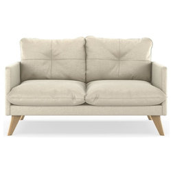 Midcentury Loveseats by NyeKoncept