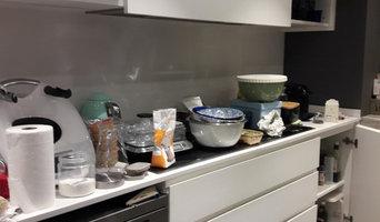 Cocina en orden