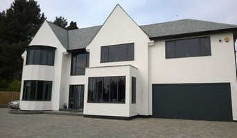 Hormann made to measure insulated sectional garage door