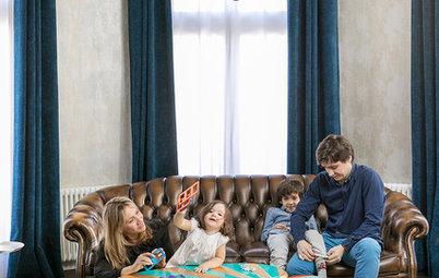 Visita Privada: Un piso de 300 m² para disfrutar con la familia