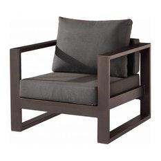 Amber Modern Outdoor  Club Chair