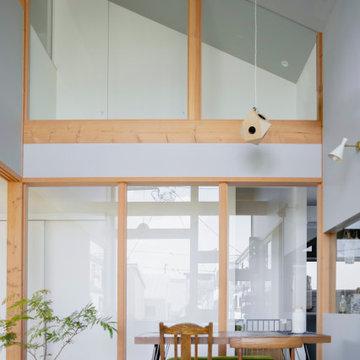 大井手町の家 OIDECHO HOUSE
