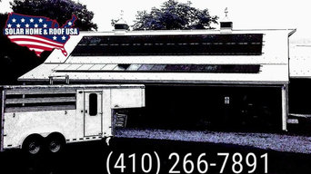 13.92kw Solar Array with a 400amp electrical service upgrade