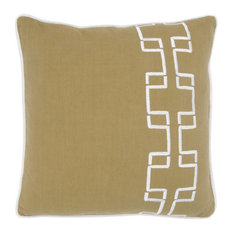 """Rizzy Home 18""""x18"""" Pillow"""