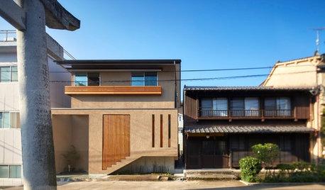 長崎の風景に溶け込む、工夫に満ちた家9選