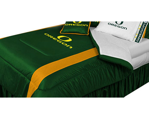 Ncaa Oregon Ducks Bedding And Room Decorations