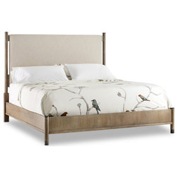 Transitional Platform Beds by Unlimited Furniture Group