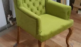 Кресло. Каретная стяжка.