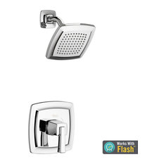 Townsend Shower Only Trim Kit With Cartridge, Polished Chrome