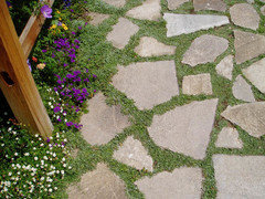 Here Is An Interesting Website For Reference:  Http://www.greenposting.org/articles/limelight/2011 06 15/How To Create A  Recycled Concrete Patio Or Path