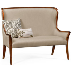 Traditional Loveseats by Jonathan Charles Fine Furniture