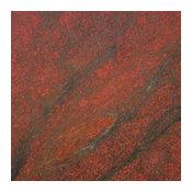 Various Sized Red Dragon Countertop Granite Slab, 2 cm.