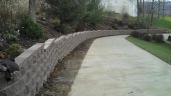 Able Landscaping's Work