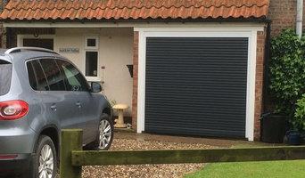Insulated Electric Roller Garage Doors