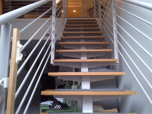 Dangerous Staircase