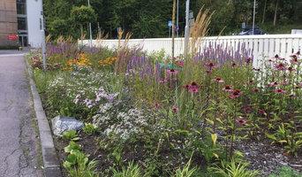 Trädgårdsprojekt