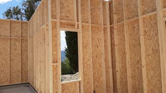Construction maison individuelle ossature bois