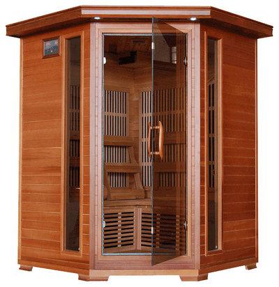 Contemporary Saunas by SaunaSupplyWorld.com
