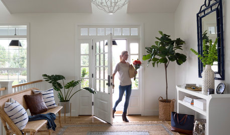7-Day Plan: Get a Spotless, Beautifully Organized Entry Hall