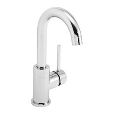 Neo Single Lever Bar Faucet, Polished Chrome