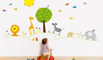 Stickers pour enfants