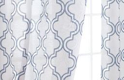 Softline Home Fashions Each 108L Ambrosia Sheer
