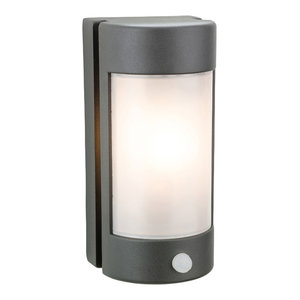 Arena Outdoor Wall Light With PIR