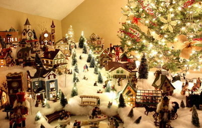 Houzz Readers Share Their Christmas Villages