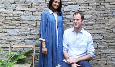 My Life in Design: Shefali Balwani & Robert Verrijt