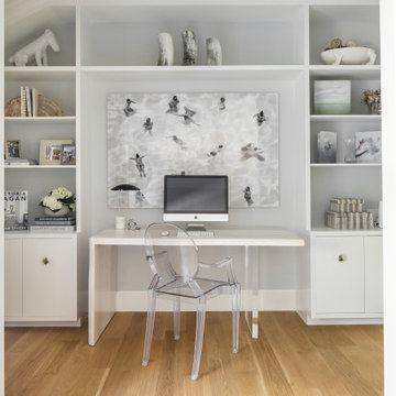 Transitional Office Nook